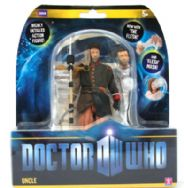 "Doctor Who 5"" Action Figure Uncle & Flesh"